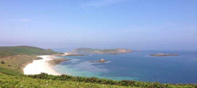 Zomervakantie 2013 – Scilly Eilanden met heel mooi weer