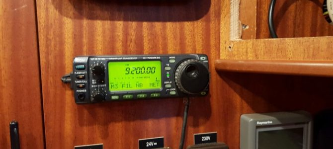 SSB (korte golf) radio