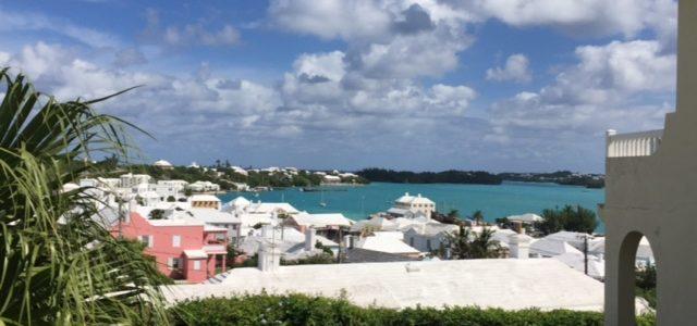 Heerlijk relaxen op Bermuda en nu in het snelle NYC