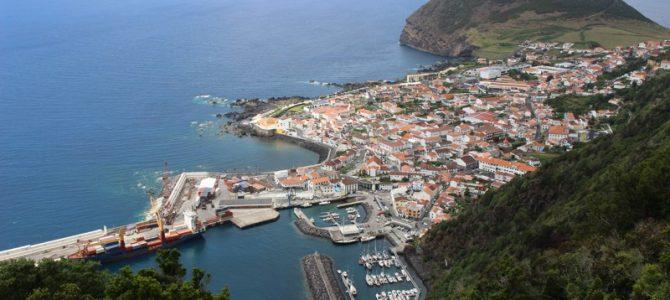 Foto's terugreis deel 3 – Azoren