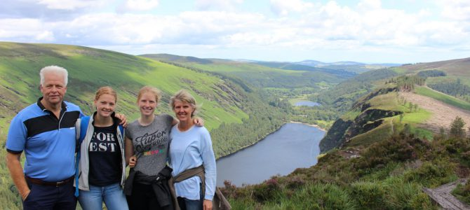 Zomervakantie 2019 – Ierland en Schotland via een rondje UK