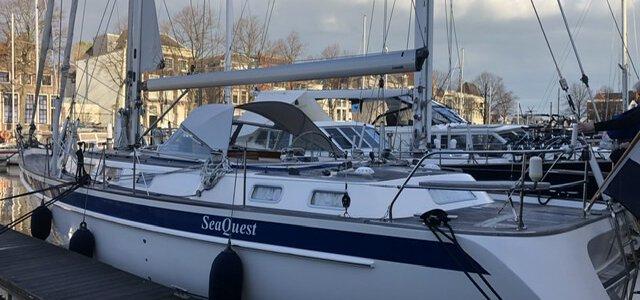 De SeaQuest ligt in Dordrecht