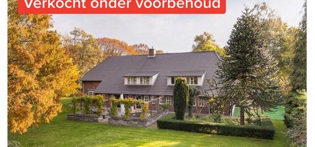 Het huis is verkocht 😃